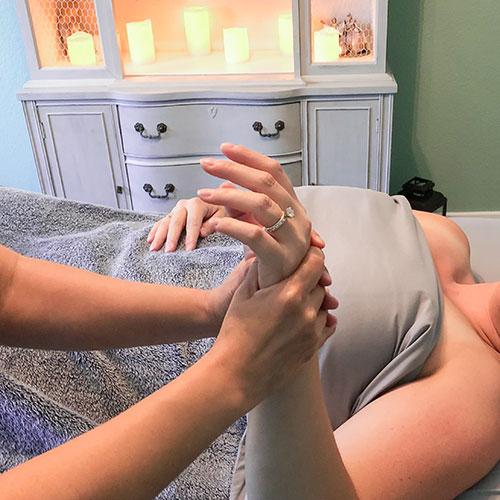hydrating hand treatment